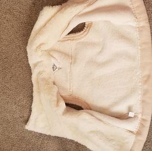 TG Love Jackets & Coats - Girls Shearling Like Vest